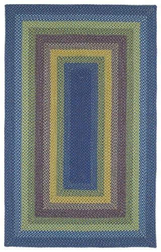 Kaleen Rugs Bimini Indoor/Outdoor Rug, Multi, 2' x 3'