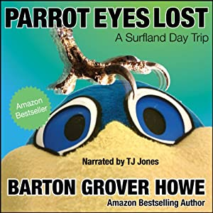Parrot Eyes Lost Audiobook