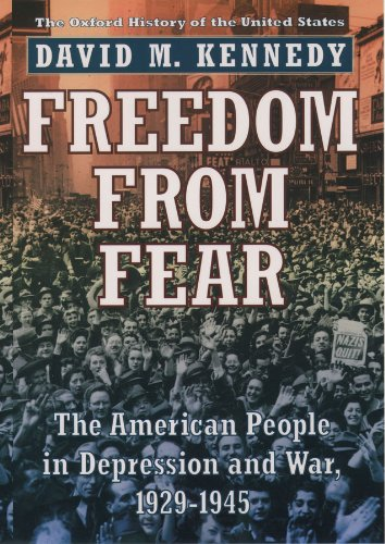 Freedom from Fear: The American People in Depression