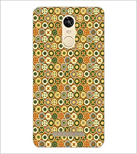 PrintDhaba Pattern D-5336 Back Case Cover for XIAOMI REDMI NOTE 3 PRO (Multi-Coloured)