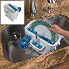 Portable Dish Washing Machine - Great For Home, Camping & Travel