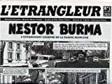 L'Etrangleur, N 1, Juin 2009 : Nestor Burma : L'envahissant cadavre de la plaine Monceau