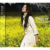 Destiny-太陽の花-/恋水-tears of love-