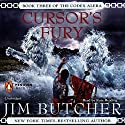 Cursor's Fury: Codex Alera, Book 3 Audiobook by Jim Butcher Narrated by Kate Reading