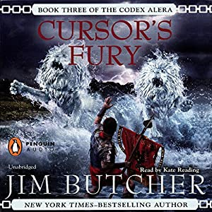 Cursor's Fury: Codex Alera, Book 3 by Jim Butcher