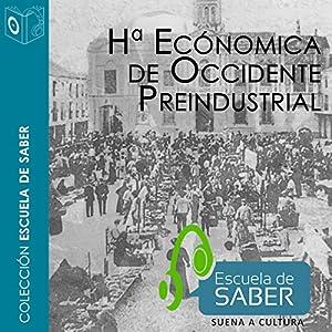 Historia económica de occidente [Western Economic History] Audiobook