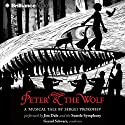 Peter and the Wolf (       UNABRIDGED) by Sergei Prokofiev Narrated by Jim Dale