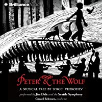 Peter and the Wolf audio book