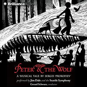 Peter and the Wolf Audiobook