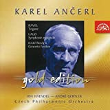 Ravel - Tzigane / Lalo - Symphonie Espagnole / Hartmann - Concert Funèbre (K. Ancerl Gold Ed. vol.17)