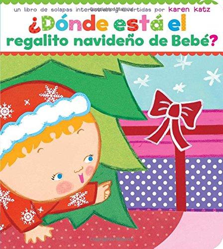 ¿Dónde está el regalito navideño de Bebé? (Where