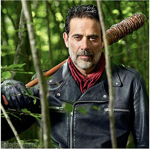 Jeffrey Dean Morgan Walking Dead Bat