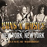 New York, New York (Live)