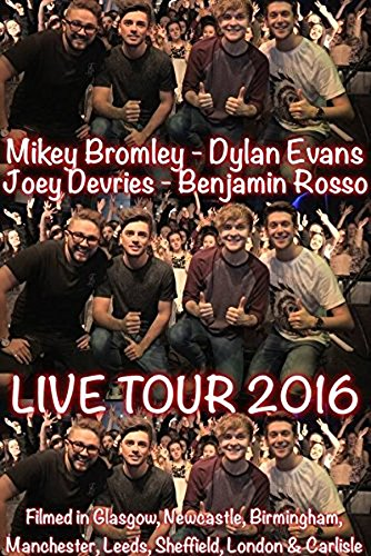 mikey-bromley-dylan-evans-joey-devries-benjamin-rosso-lads-on-tour-lads-on-tour-live-edizione-regno-