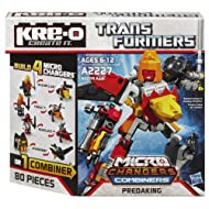 Kre-O Transformers Micro-Changers Combiners PREDAKING