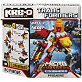 KRE-O Transformers Micro-Changers Combiners Predaking Set (A2227)