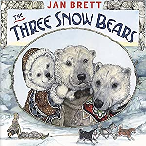 The Three Snow Bears Audiobook