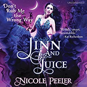 Jinn and Juice Audiobook