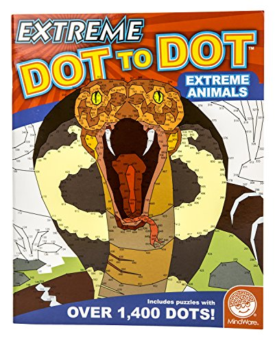 Extreme Dot to Dot: Extreme Animals Game - 1