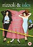 Rizzoli & Isles - Season 4 (Exclusive to Amazon.co.uk) [DVD] [2014]