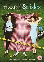Rizzoli & Isles - Season 4 (Exclusive to Amazon.co.uk) [DVD] [2014]