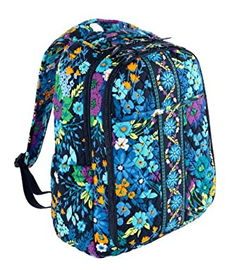 vera bradley backpack baby bag midnight blues baby. Black Bedroom Furniture Sets. Home Design Ideas