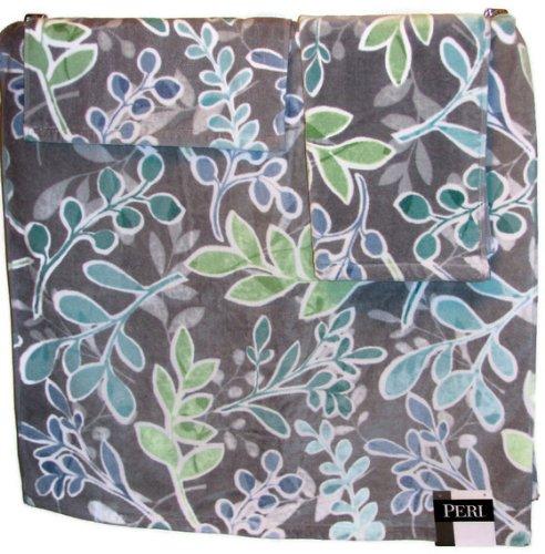 Peri Home Towels: Peri Luxury Towel Set Of 3 Pieces -- Wash Cloth, Hand