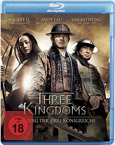 Three Kingdoms - Der Krieg der drei Königreiche [Blu-ray]