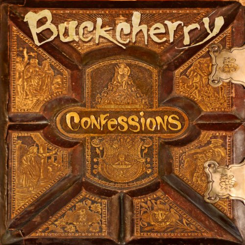 BUCKCHERRY - Confessions (Deluxe Edition) - Zortam Music
