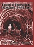 img - for Support of Underground Excavations in Hard Rock by E. Hoek (2000-01-03) book / textbook / text book
