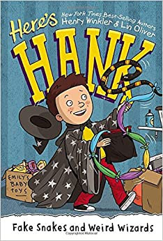 Amazon Com Fake Snakes And Weird Wizards 4 Here S Hank
