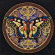 Dimensions Needlecrafts Counted Cross Stitch, Ornate Butterfly