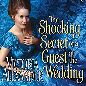 The Shocking Secret of a Guest at the Wedding Audiobook