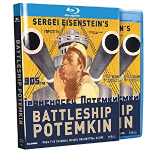 Battleship Potemkin [Blu-ray] [Import]