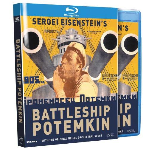 BATTLESHIP POTEMKIN (BLU-RAY)