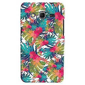 ColourCrust Samsung Galaxy Core Prime G360 Mobile Phone Back Cover With Colourful Abstract Art - Durable Matte Finish Hard Plastic Slim Case