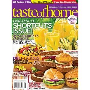 Taste of Home (1-year)
