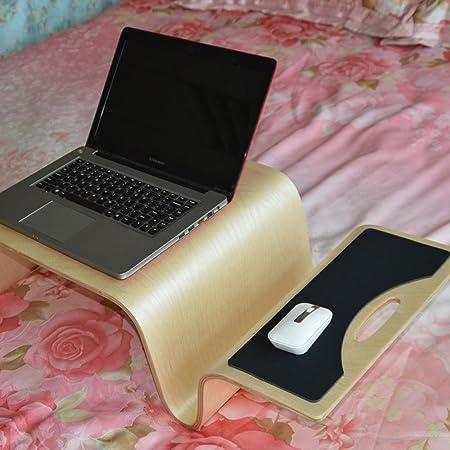 uzi-lazy persone benessere semplice e moderno, Lazy Laptop Tavolo per letto, elegante verde tatami Kang tavolo Natural color