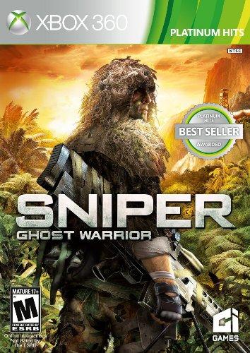 Sniper: Ghost Warrior - Xbox 360