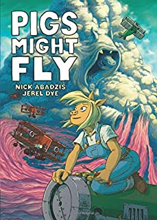 Book Cover: Pigs Might Fly