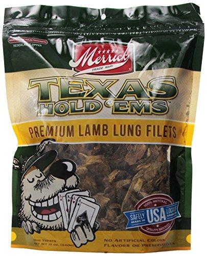 Texas holdem dog treats