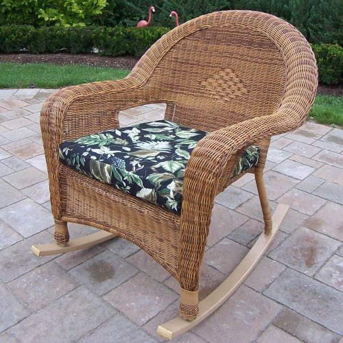 Indoor Rocking Chair Cushion Sets