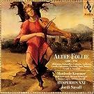 Altre Follie (1500-1750)