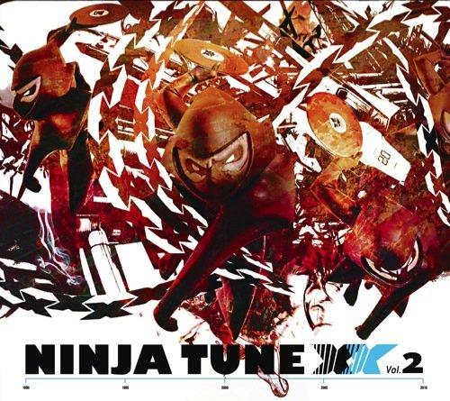 NINJA TUNE XX vol.2 [解説付き国内盤仕様 / 2CD] (BRZN160R)
