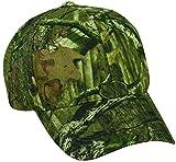 Mossy Oak Adjustable Closure Blank Cap, Mossy Oak Break-Up Infinity Camo