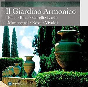 Il Giardino Armonico Anthology [11cd Set] by Il Giardino Armonico: Amazon.co.uk: Music