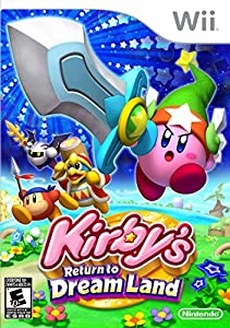 Kirby's Return to Dream Land by Nintendo