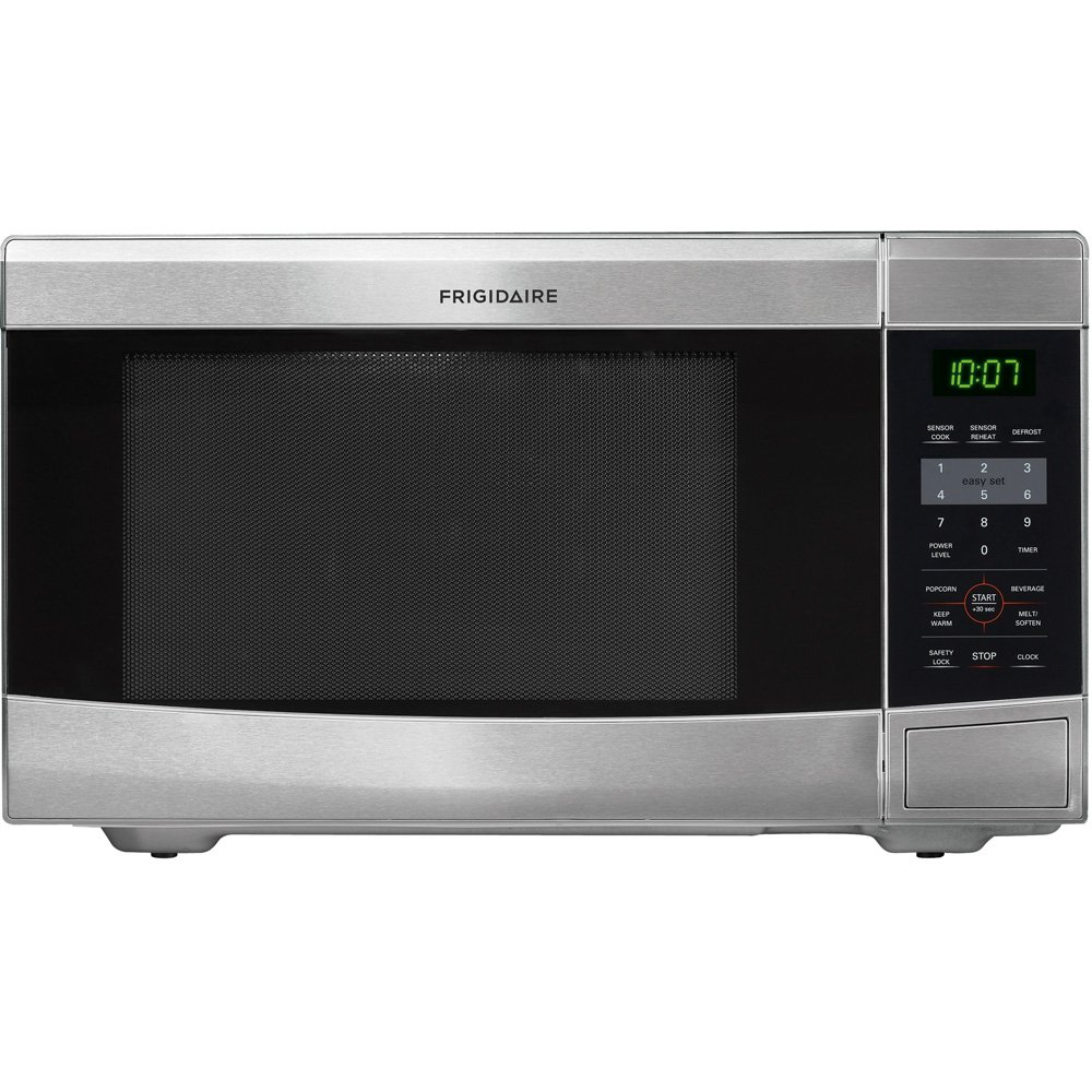 Frigidaire FFCM1134LS 1.1 Cu. Ft. Countertop Microwave - Stainless Steel