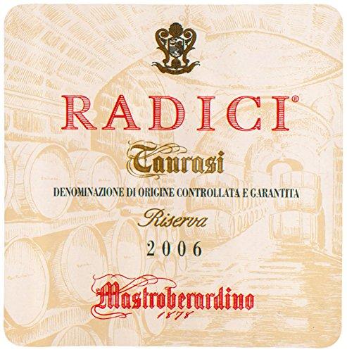 2006 Mastroberardino Taurasi Radici Riserva Italy 750 Ml