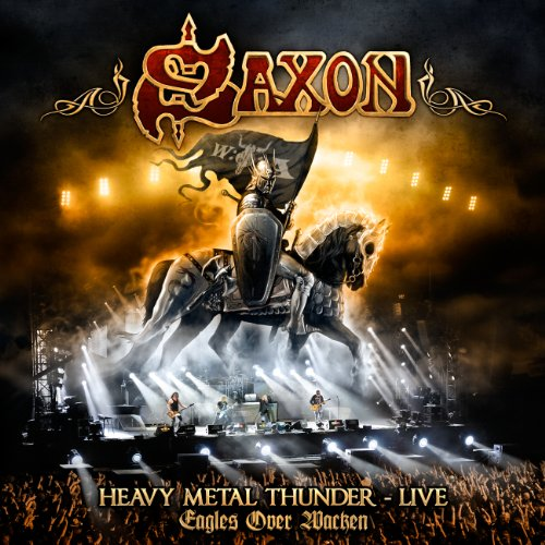 Saxon - Heavy Metal Thunder - Live - Eagles Over Wacken (2 CD / 1 DVD Set) - Zortam Music